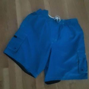 Speedo Blue Board Short LARGE Men's